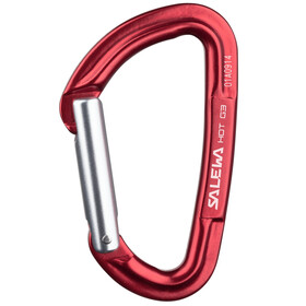 Salewa Hot G3 Carabiner Straight Red